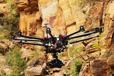 Flycam ile Havadan Görüntüleme